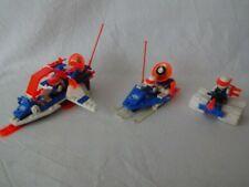 LEGO® Ice Planet 6814 Ice Tunnelator, 6834 Celestial Sled, 6879 Blizzard Baron