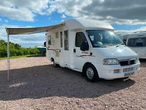 SOLD | RAPIDO 746F | 2006 | 3 BERTH FIXED BED MOTORHOME | SOLAR | SOLD