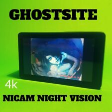 Night Vision Action Cam Paranormal 4k TOUCH SCREEN Facebook Live Sony Sensor