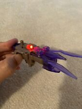 Transformers Prime Voyager: Megatron Gun / Weapon ~ Works / Lights Up