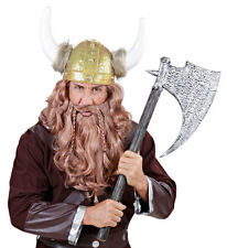 Ansgar vikingo casco Deluxe nuevo-carnaval carnaval sombrero gorra tape la cabeza
