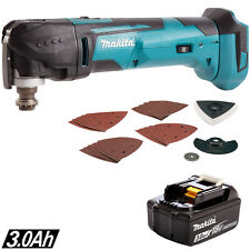 Makita DTM51ZJX7 18V Multi Tool With 23pc Accessory Kit With 1 x 3.0Ah Battery