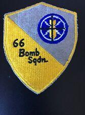 USAF 66th Bombardment Squadron (medium ) Patch ( Korea)