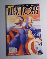 Wizard Alex Ross: Millennium Edition Special #1 NM- Wizard Publications