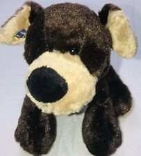 Webkinz Mocha Pup HM348 Ganz Plush Puppy Dog No Code