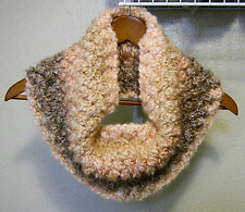 Super Bulky Scarf/Infinity/Cowl/ Neck Warmer/Outlander style--Hand Crochet