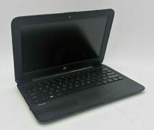 New listing Hp Stream 11 Pro G3 Celeron 1.60Ghz 4Gb 64Ssd Hdd 11.6'' Laptop *Read* Lot Of 2