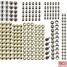 BGS Tools Eyelets And Snap Fastener Assortment For BGS Tools 572 195 Piece 572-1
