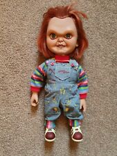 """Child's Play Sneering Chucky Talking 15"""" Mega-Scale Doll Mezco - Official"""