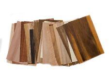 Marquetry Mix 0.3Kg Wood Veneer