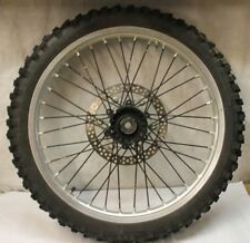 2006 YAMAHA YZ450F     FRONT WHEEL ASSEMBLY