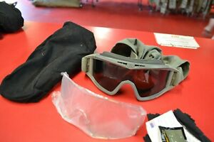 Revision Desert Locust US Military Goggles Foliage Green NEW