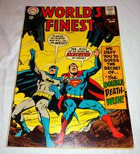 WORLD'S FINEST COMICS 174 superman batman green lantern wonder woman jla aquaman