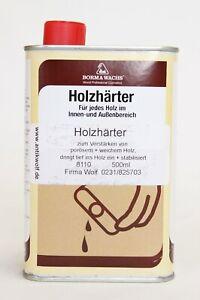 Borma Holzhärter 500ml Möbel Holz Oberfläche Grundierung Bonsai (25,78 €/L)