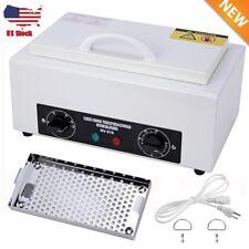 Dry Heat Sterilizer Cabinet Autoclave Magnifier Tattoo Disinfect Salon Machine G