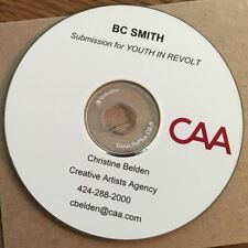 YOUTH IN REVOLT Rejected Submission from Composer BC Smith CAA Creative Artists