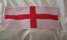 ENGLAND St.George Bar Towel Golf, Snooker, Hand Towel FREE POST UK