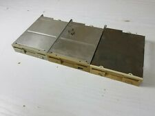 """Lot of 3 Teac FD-235HF Internal 3.5"""" Floppy Disk Drive Used, Tested, and Working"""