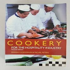 A9 Cookery for the Hospitality Industry by Graham Dodgshun, Michel Peters 4e