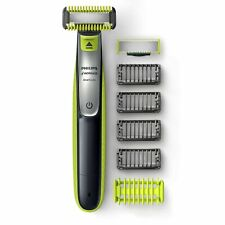 Philips Norelco One Blade Face+Body Hybrid Electric Trimmer & Replacement Blade