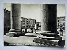 BOVOLONE Piazza Duomo Verona vecchia cartolina