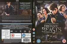 Dan Fogler Autograph - Fantastic Beasts and Where to Find Them DVD Signed -AFTAL