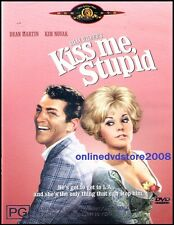 KISS ME, STUPID (Dean MARTIN Kim NOVAK) Romantic COMEDY Film DVD NEW SEALD Reg 4
