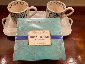 Fortnum Mason Tea Royal Blend 50 Bags Box British UK 100g Famous Teas EXP-3/24