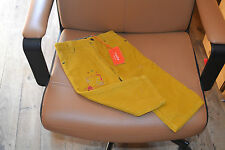 pantalon neuf marese 2 ans jaune couleur moutarde superbe 59 euros hivers