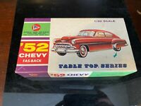Vintage Pyro 1952 Ford Chevy Fas-back  MODEL KIT. 11315