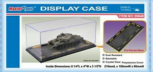 Trumpeter/Master Tools 09848 - Show Case 8 9/32x3 15/16x3 5/32in IN 1:72 -