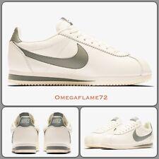 Nike Classic Cortez Leather SE, 861535-105, UK 10, EU 45, US 11 Sail-Dark Stucco