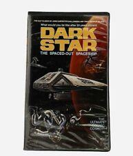 Dark Star 1971 ( NOT VHS John Carpenter Cult Classic Sci-Fi Comedy Betamax SE