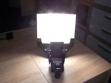 VIVITAR Profi System Blitz 285 Zoom Sensor Strobisten Traum Bounce Diffuser BD-2