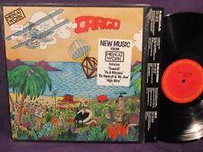 Men At Work 'Cargo' W/Hype Sticker  LP IN SHRINK EX to NM HOT