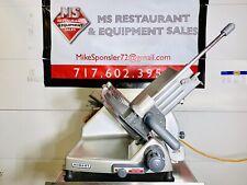 Hobart 2812 Smart Features Manual Commercial Deli Meat Slicer
