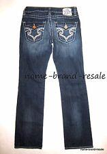 BIG STAR Casey Low Rise Boot Jeans Womens 27R Dark Wash Denim 27 x 32 THE BUCKLE