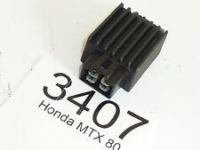 3407 Honda MTX 80, Typ: HD 09, Regler