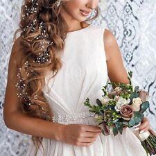 Damen Haarband Mädchen Stirnband Kopfband Haarschmuck Charisma Perlenhaarband