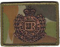 Army Australian RAE Insignia Brown DPCU