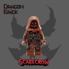 **NEW** DRAGON BRICK Custom Scarecrow Lego Minifigure