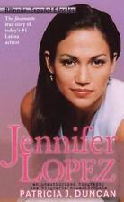 Jennifer Lopez: An Unauthorized Biography-ExLibrary