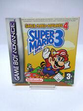 GameBoy Advance Spiel-Super Mario Advance 4/Super Mario Bros 3 (mit OVP)11369387