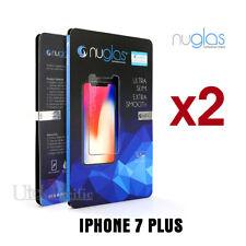 Nuglas iPhone 8 Plus Screen Protector 2 Pieces
