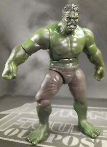 "HULK 2012 Avengers Movie  Marvel Super Hero 3.75"" Action Figure Toy INCREDIBLE"
