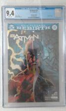 Batman Rebirth #21 (CGC 9.4) Foil Variant