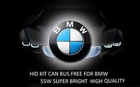 H7 6000K HID KIT CAN BUS FREE FOR BMW 55W SUPER BRIGHT HIGH QUALITY