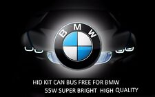 H7 8000K Hid Kit Can Bus Libre Para BMW 55 W Super brillante de alta calidad