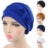 la mode doux le coton turban beanie cancer de la chimio chapeau un pac hijab