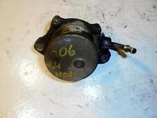 2002 Peugeot 206 1.4 HDI Vacuum Pump 9637413980
